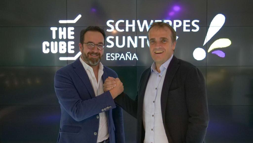 Acuerdo-Schweppes-Suntory-España-y-THECUBE